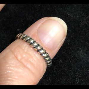Silpada Sterling ring, size 7-1/2